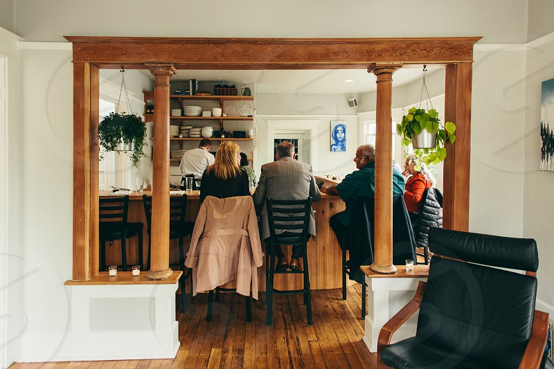 Willow Restaurant - Interior photo