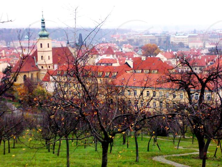 Autmn in Prague photo