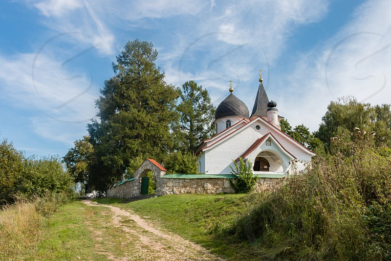 Trinity Church Russia Polenovo photo