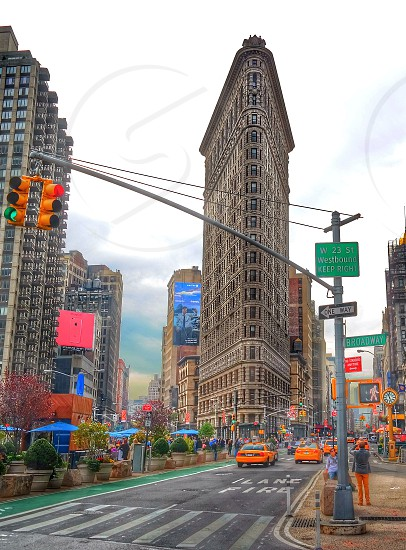 Flatiron building photo