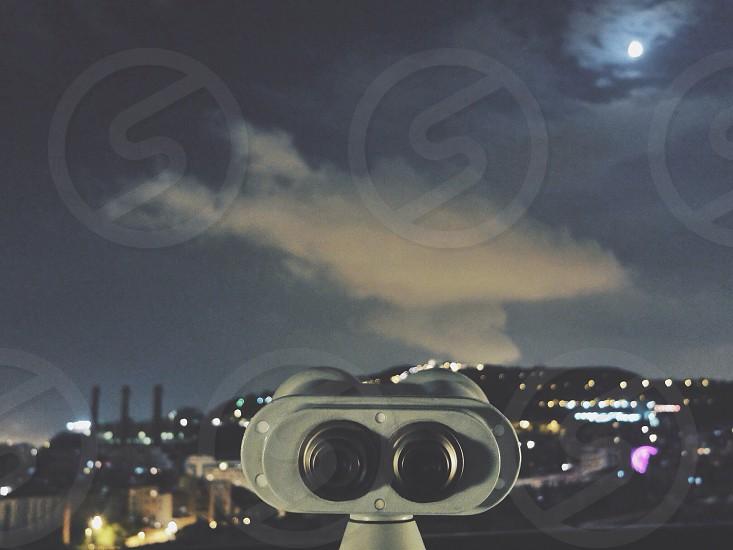 Barcelona viewpoint photo