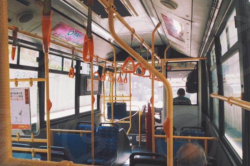 Travel•Macau•bus photo