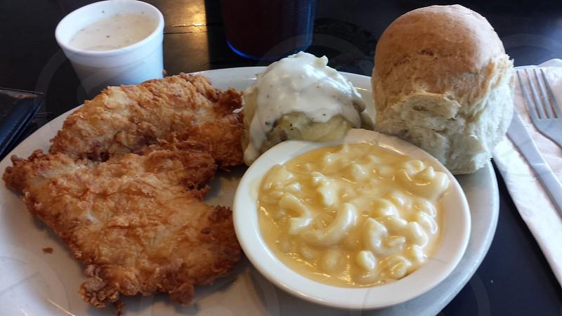 Chicken Fried Chicken @ Lulu'sCafe San Antonio TX photo