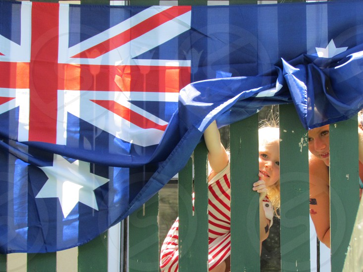 Australia Day in Sydney photo