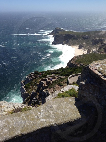 Cape of good hope South Africa photo
