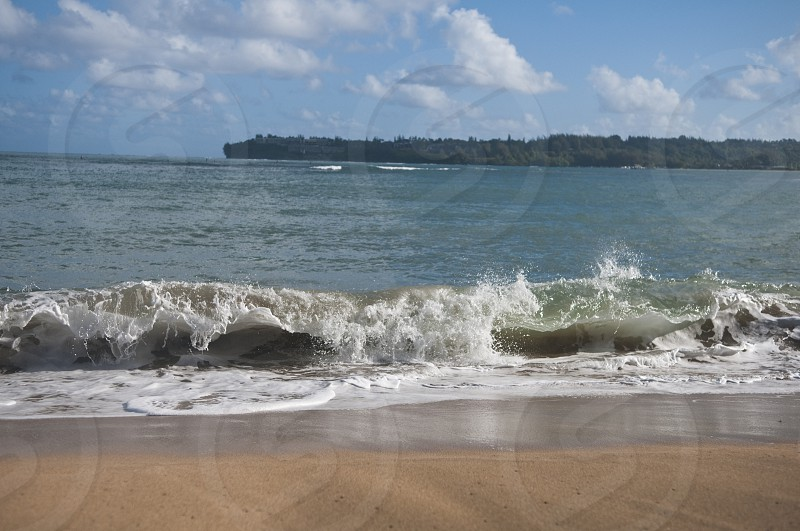 Water & Wave Movement  photo