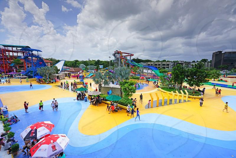 Wild Wild Wet water park in Singapore photo