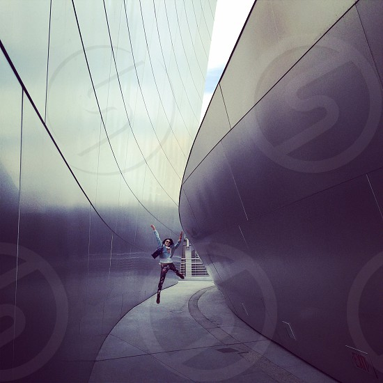 Dancing with Curves @ Walt Disney Concert Hall  photo