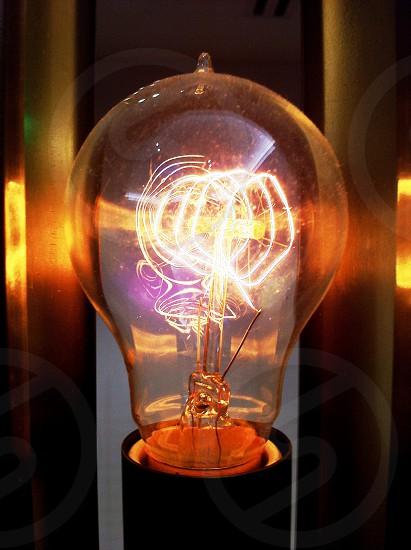 Awesome lightbulb! photo