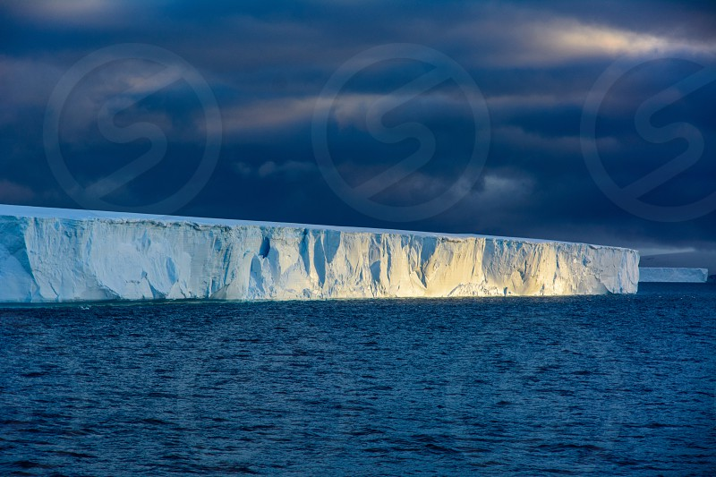 Iceberg in Antarctic Sound photo