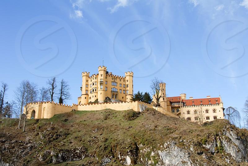 Schloss Hohenschwangau (Hohenschwangau Castel) Germany photo