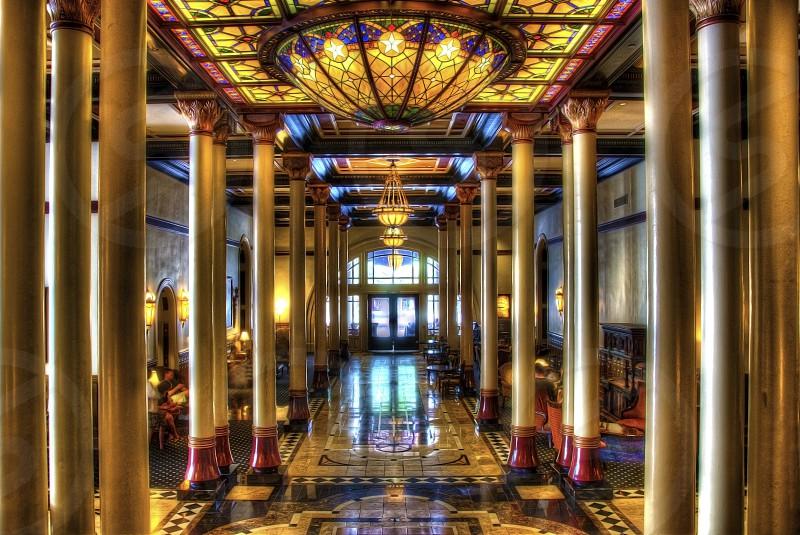 Driskill Hotel in Austin Texas photo