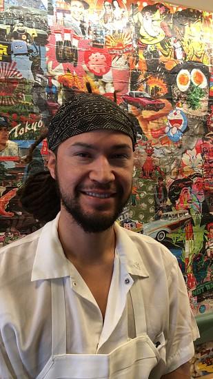 Chef of Ivan Ramen photo