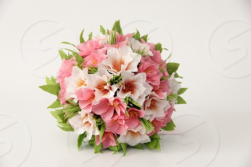 Wedding paper flower Type: product photo