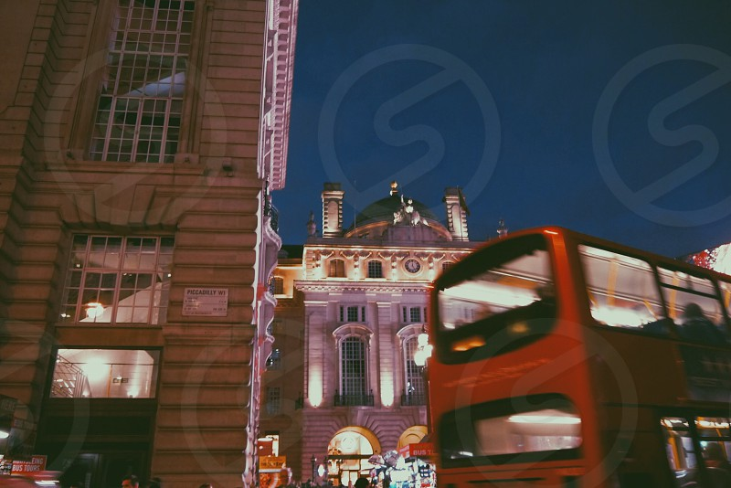 Night in Piccadilly photo