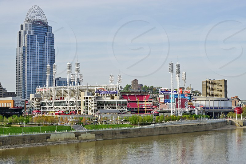 The Great American Ballpark in Cincinnati Ohio photo