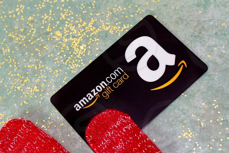 Amazon Gift Card Holiday Gift photo