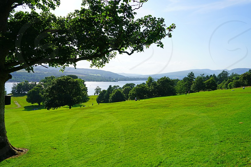 Loch Lomond and The Trossachs National Park - Scotland UK photo