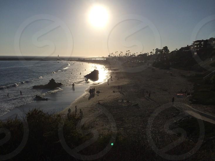 Playa Del Mar California photo
