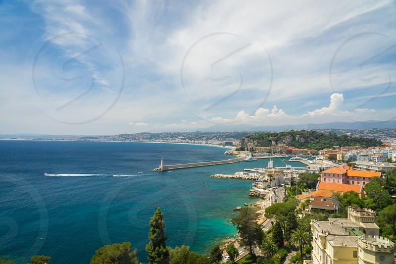 City of Nice France photo
