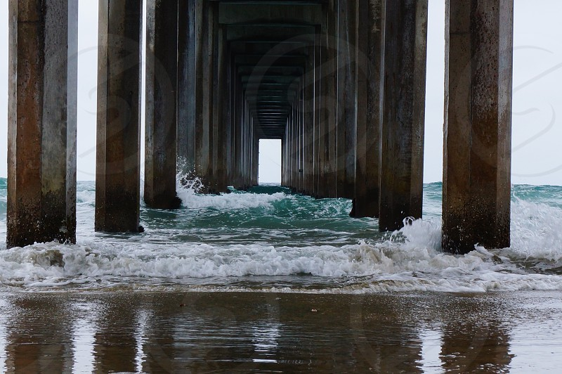 La Jolla Shores CA.  No edits or filters.  Shot with Sony Alpha a65 photo