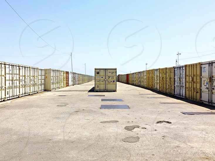 Storage containers  photo
