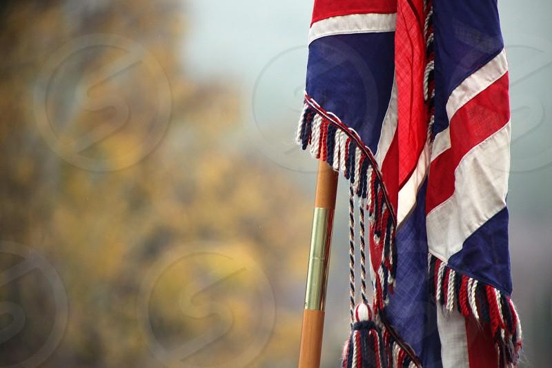 Union Jack flag United Kingdom UK photo