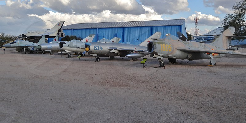 Pima Air and Space Museum in Tucson Arizona photo
