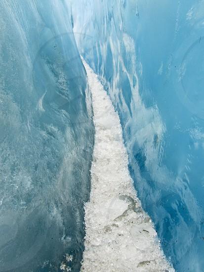 Glacier travel photo