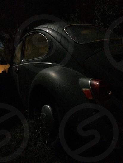 VW Bug Beetle Slugbug Volkswagen Aircooled Air Cooled Bug Classic Vintage  photo