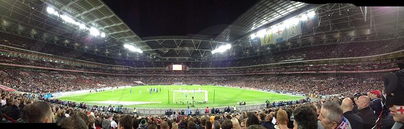 Wembley Stadium. London. UK. photo