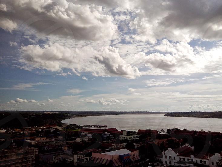Madeira River Amazon Brazil Rondonia photo