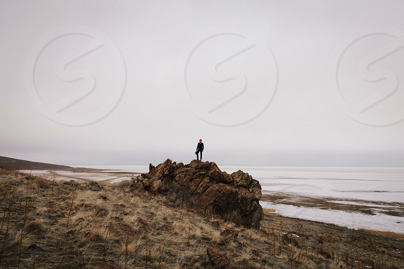At the edge of the world :: two of three  photo