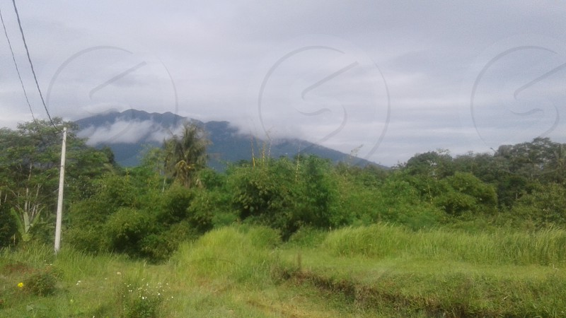 salak mountain photo