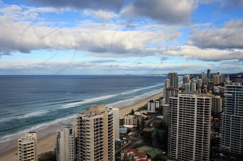 City & Surf Gold Coast Australia. photo