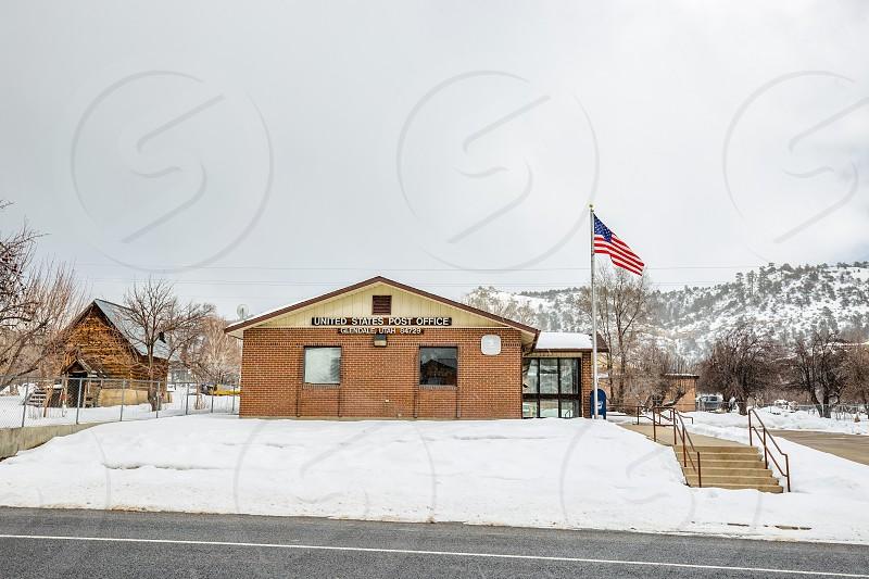 Post Office in Glendale Utah  photo