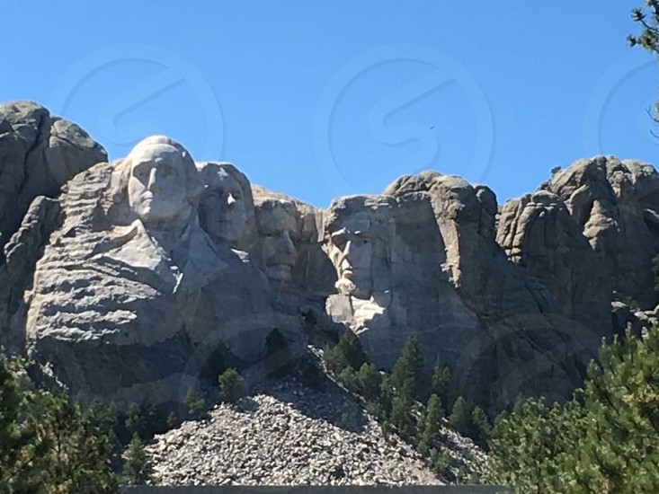 Mount Rushmore South Dakota Road Trip roadtrippers photo
