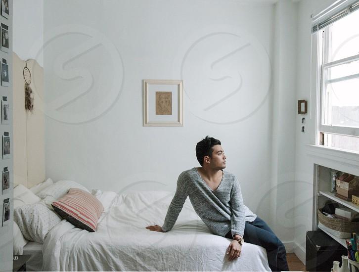 minimalist simplicity slow lifestyle photo