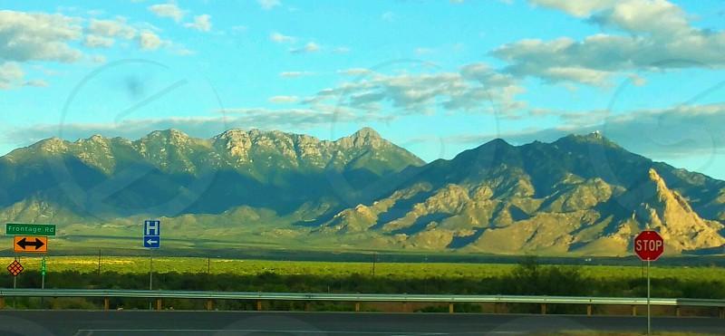 Arizona Mountain landscapes  photo