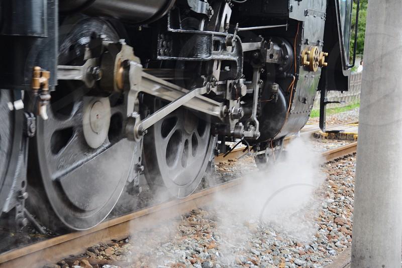 Steam Locomotive photo