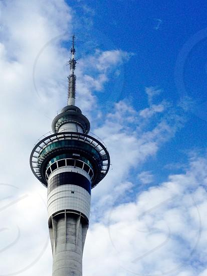 Sky Tower Auckland New Zealand photo