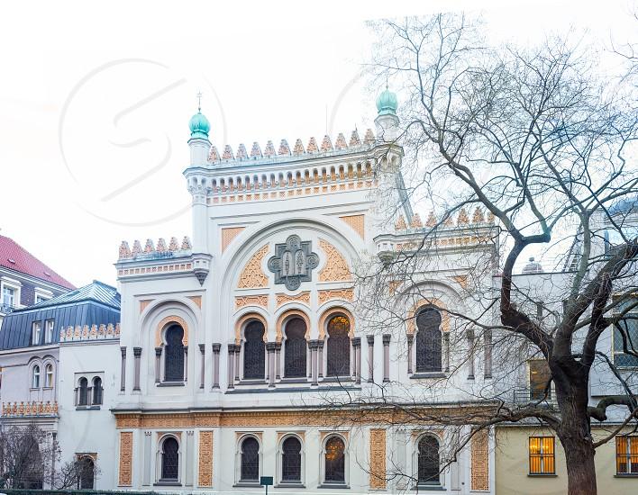 jewish heritage museum in prague photo