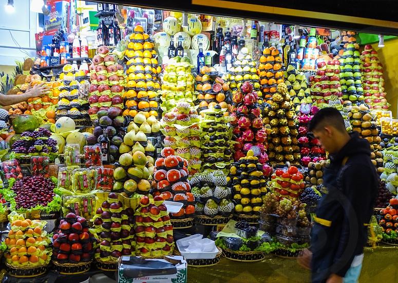Mercado Municipal (Mercadão) São Paulo SP Brazil photo