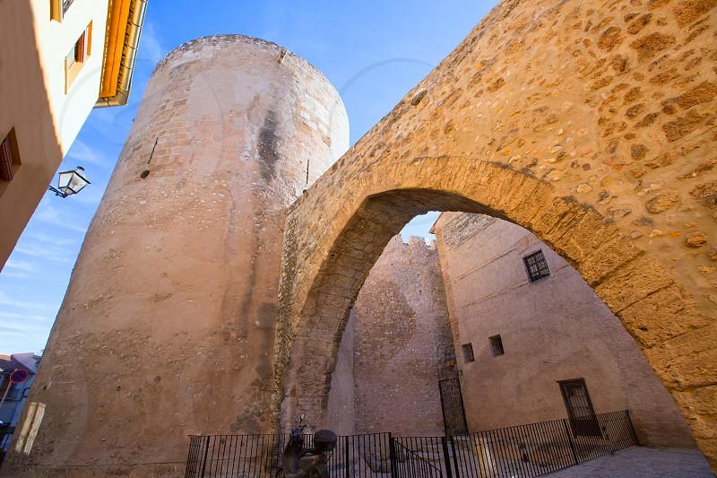 Segorbe Castellon Torre del Verdugo and medieval Muralla in Spain Valencian Community photo