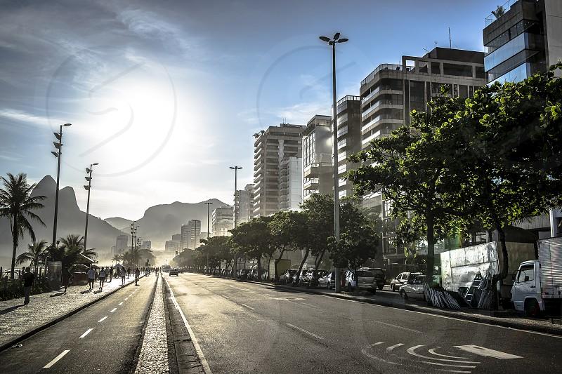 Ipanema Rio de Janeiro Brazil photo