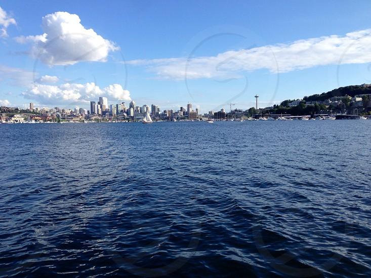 Seattle city line photo