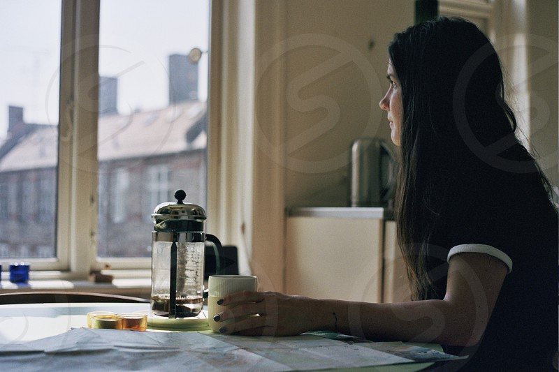 Morning Coffee Film Kitchen photo