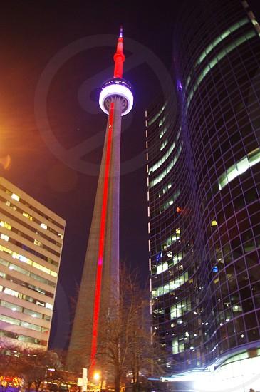 CN Tower Toronto CA photo