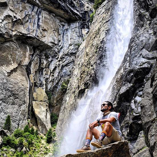 Waterfall n stuff photo