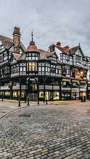 Chester  U.K. photo